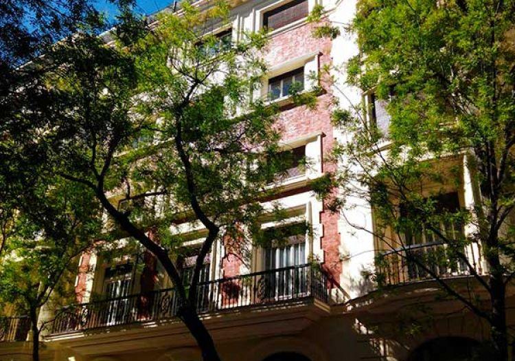 Restauración y Rehabilitacion de Fachadas en Madrid - Sol Fachadas