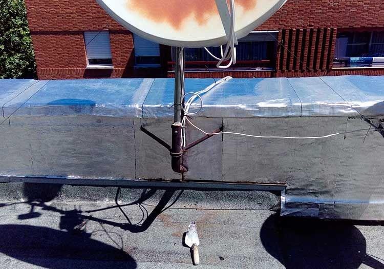 Impermeabilización de Cubiertas Madrid >【Tejados y Terrazas】